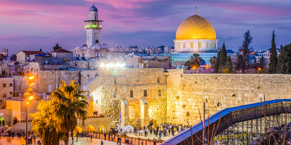 Luxury Israel Holidays