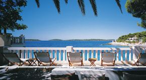 Croatia's answer to St Tropez: 7 nights at Adriana, Hvar, from £1,445 pp