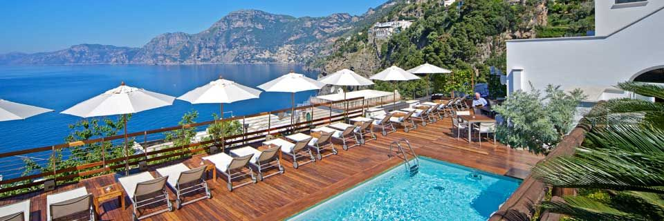 Casa Angelina's Clifftop Pool