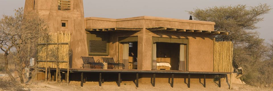 Private Suite at Onguma Plains