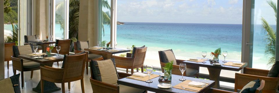 Banyan tree seychelles luxury seychelles holidays and for Au jardin restaurant