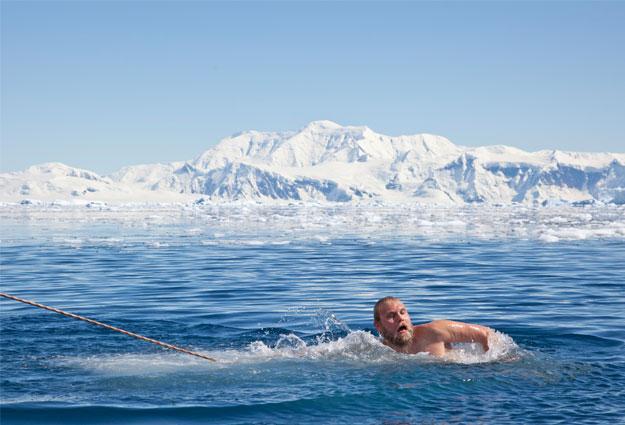 polar plunge Sandra-Walser copyright