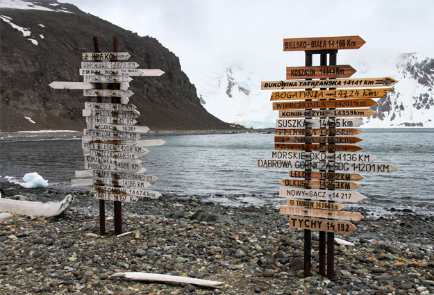 King George Island, Antarctica