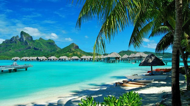 Bora Bora, South Pacific