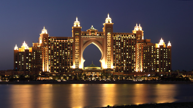 Atlantis Hotel on the Palm, Dubai