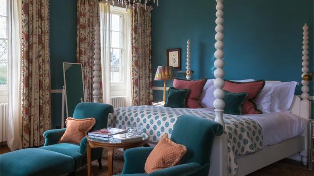 Babington House, room
