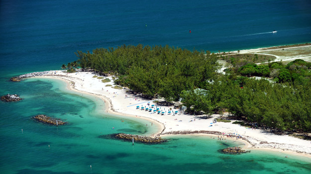 Beaches in the Florida Keys