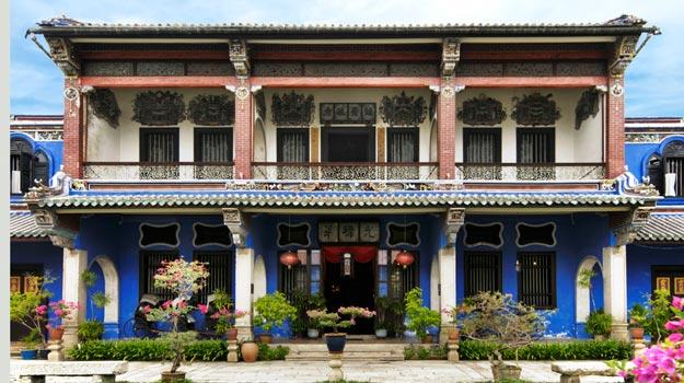 Blue Mansion, Penang