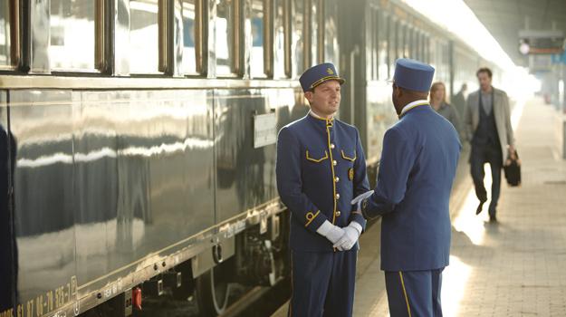 Italy Venice Simplon-Orient-Express