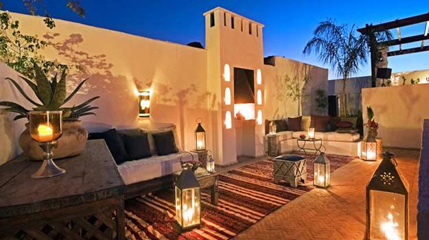 Riad Capaldi, Morocco