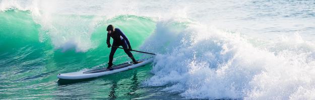 Surfing, Tofino