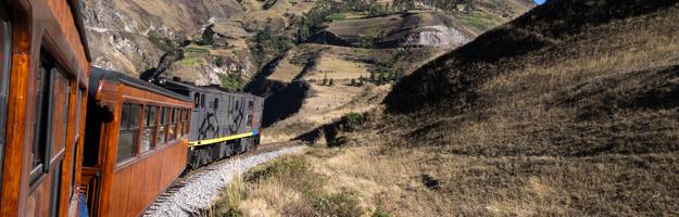 Devil Nose, Tren Ecuador