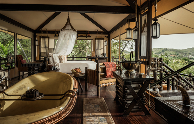 Four Seasons Tented Camp, Thailand