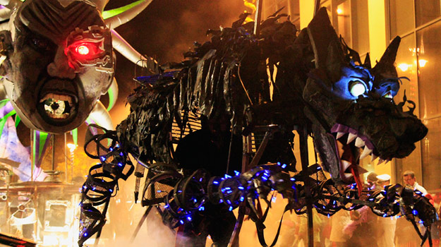 Foyle Halloween Festival