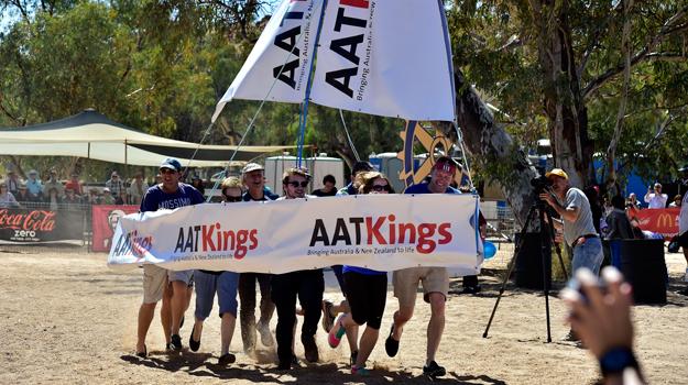 Henley-on-Todd Regatta, Alice Springs
