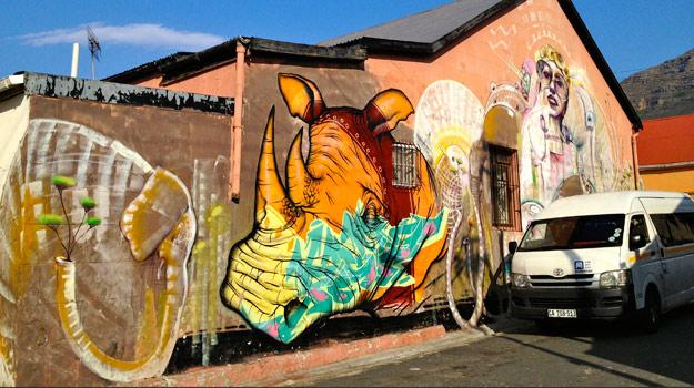 South Africa Street art