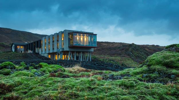 Sleep beneath the Northern Lights at Ion, Iceland