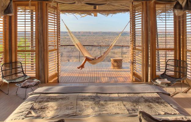 Jabali Ridge, Tanzania, bedroom