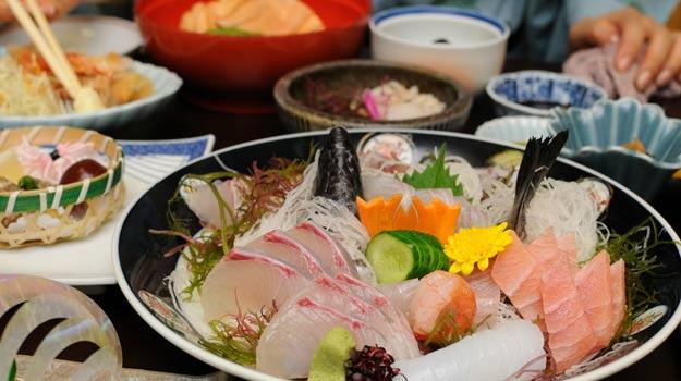 Japanese sashimi | Exsus blog