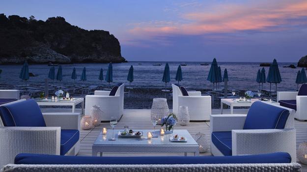 La Plage hotel, Italy