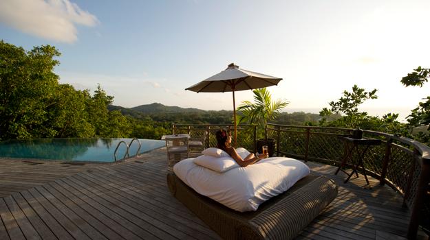 Le-Domaine de l'Orangeraie, Seychelles