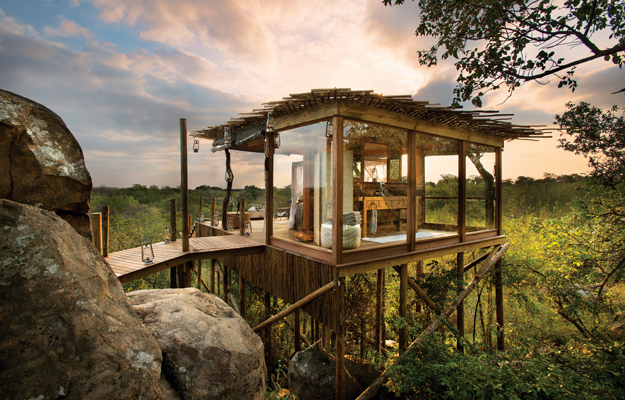 Lion Sands Treehouse, South Africa