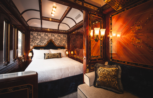 Venice Simplon-Orient-Express, Grand Suite