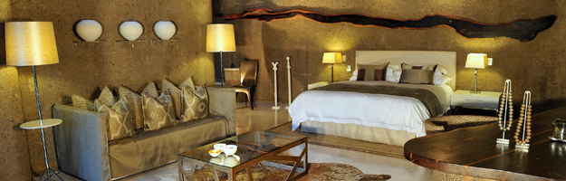 Sabi Sabi Earth Lodge, South Africa