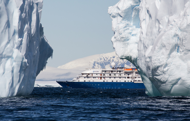 Sea Spirit, Antarctica