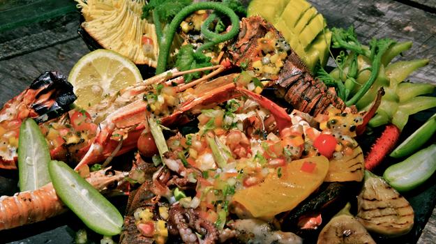 Seafood, Seychelles