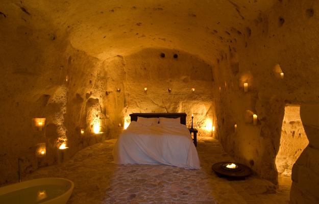 Sextantio Le Grotte della Civita, Italy