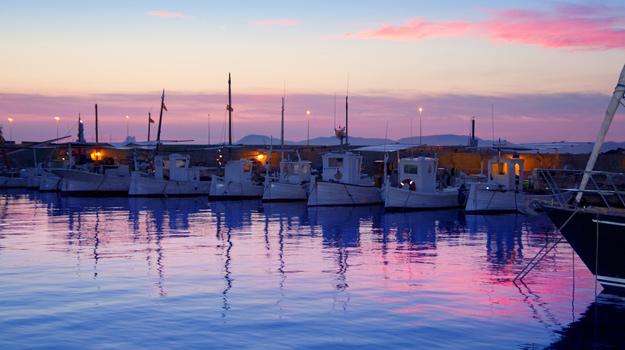 Formentera bay
