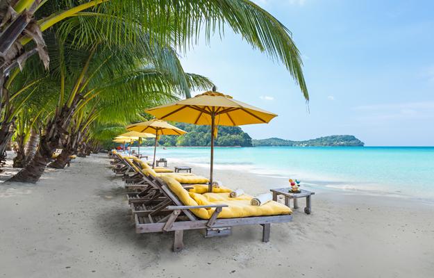 Soneva Kiri, Thailand, beach, by Asit Maneesarn