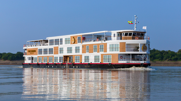 Strand Cruise, Myanmar