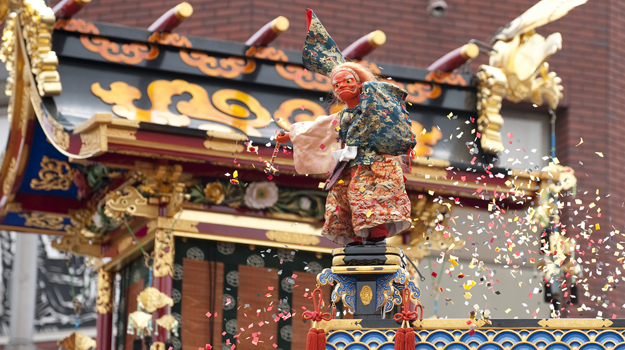 Takayama festivities, Japan