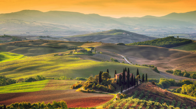 Tuscany in Autumn | Exsus Blog