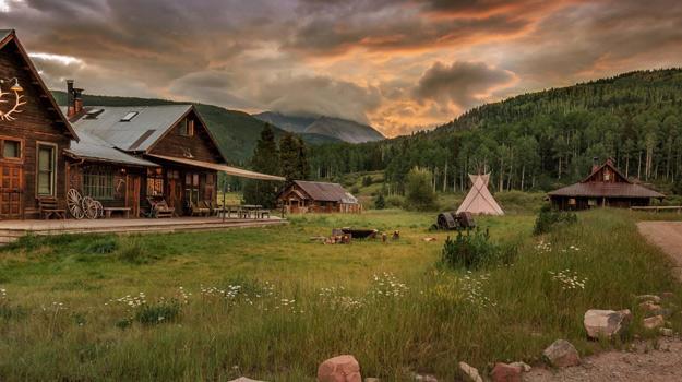 DUNTON HOT SPRINGS & RIVER CAMP, Colorado, USA